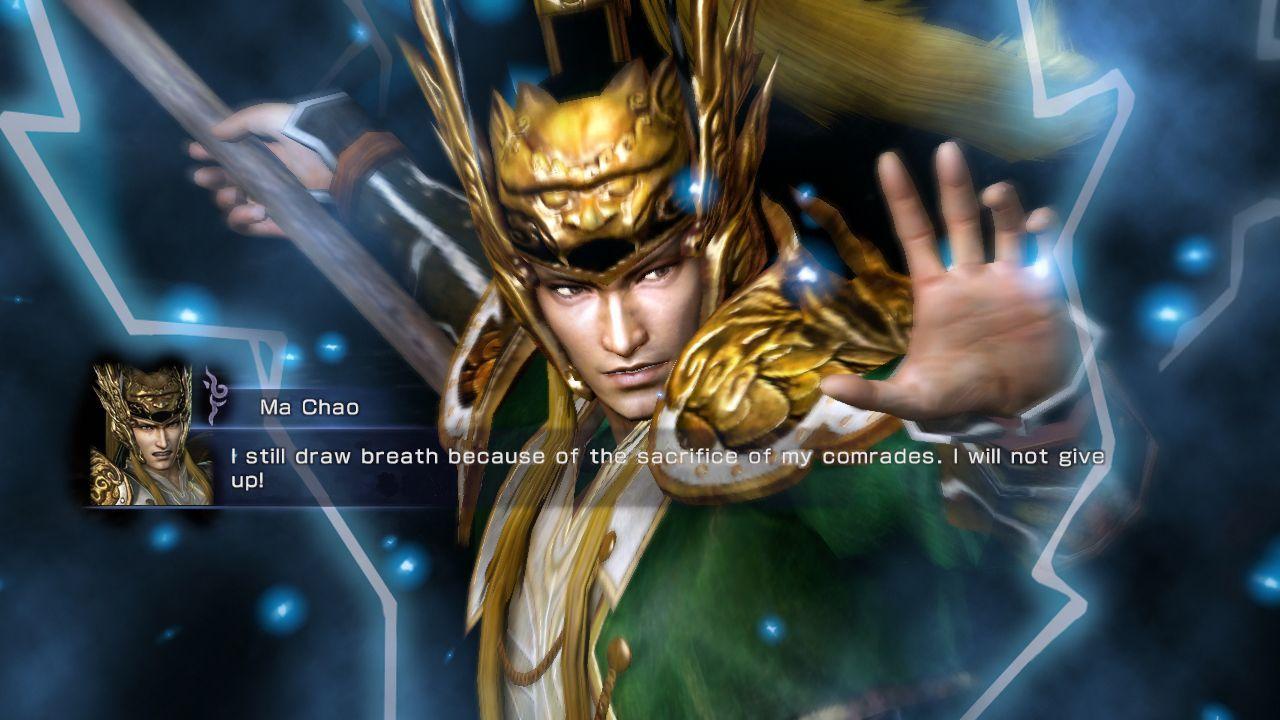 WarriorsOrochi3 Wii U Editeur 002