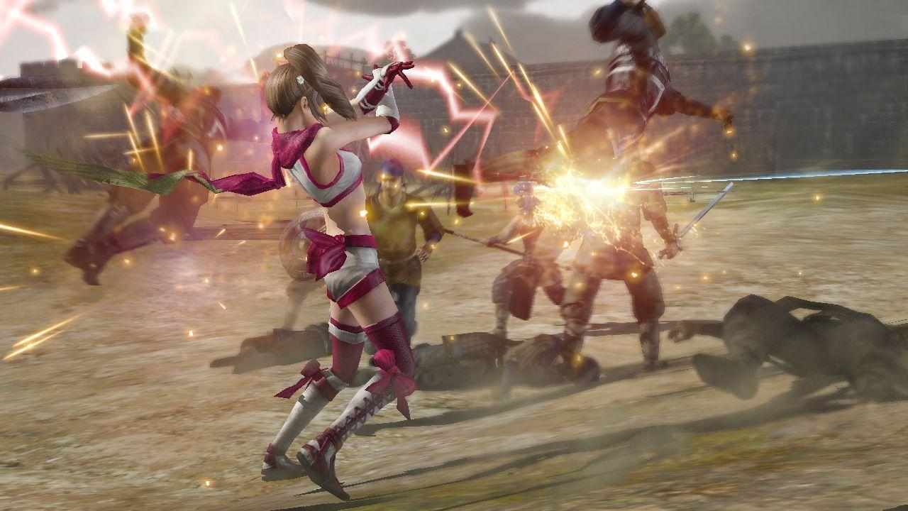 WarriorsOrochi3 Wii U Editeur 005