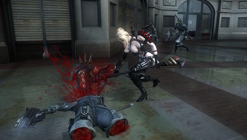 NinjaGaidenSigma2 PS Vita Editeur 006