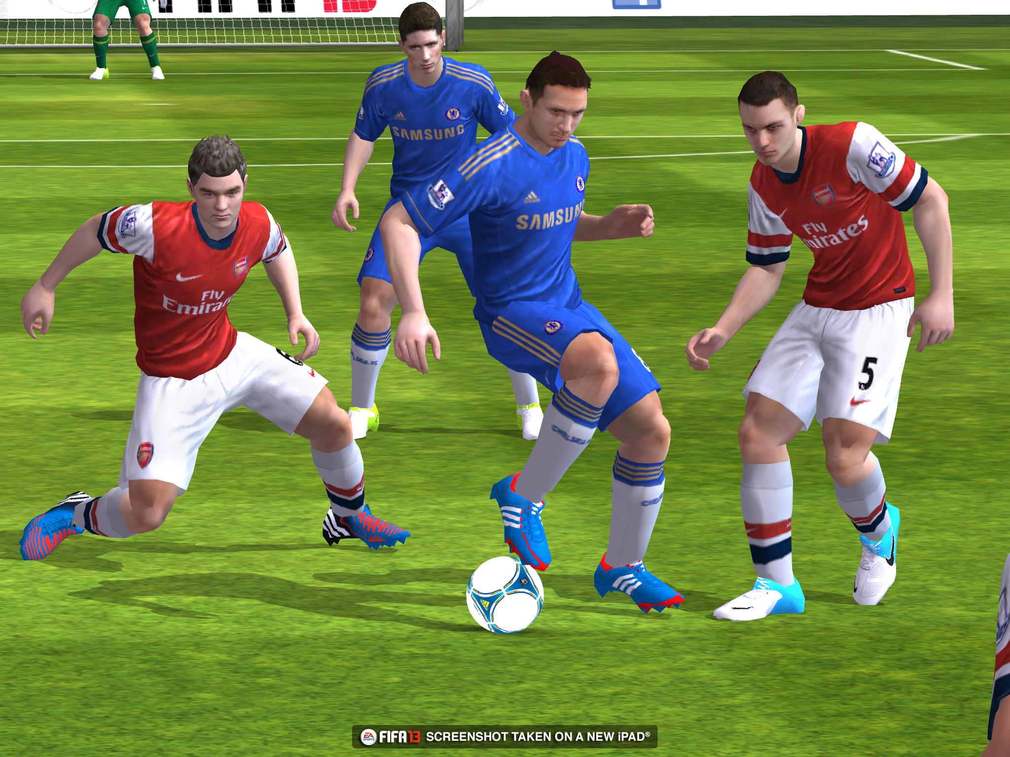 FIFA13 iPad Editeur 001