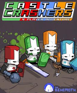 CastleCrashers Multi Jaquette 001