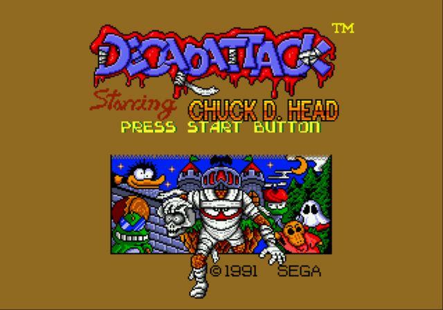 DecapAttack Megadrive Editeur 003
