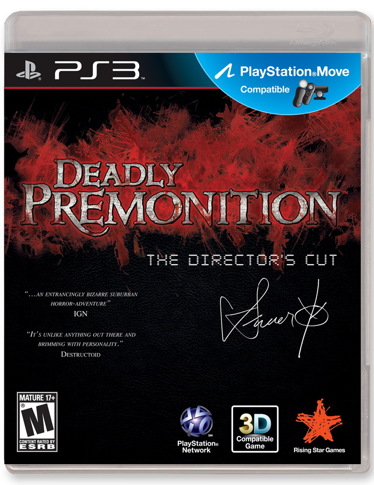 DeadlyPremonition-TheDirector-sCut PS3 Visuel 003