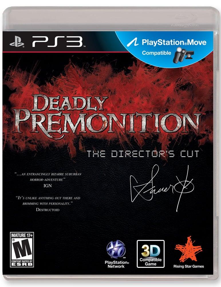 DeadlyPremonition-TheDirector-sCut PS3 Visuel 003