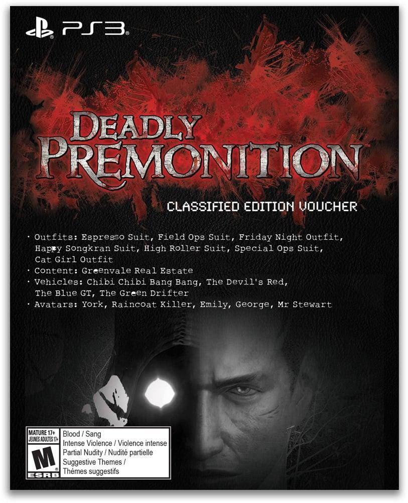 DeadlyPremonition-TheDirector-sCut PS3 Visuel 004