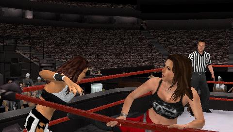 WWESmackdownVs.Raw2008 PSP Editeur 001