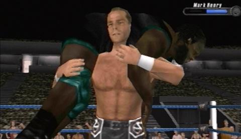 WWESmackdownVs.Raw2008 PSP Editeur 002