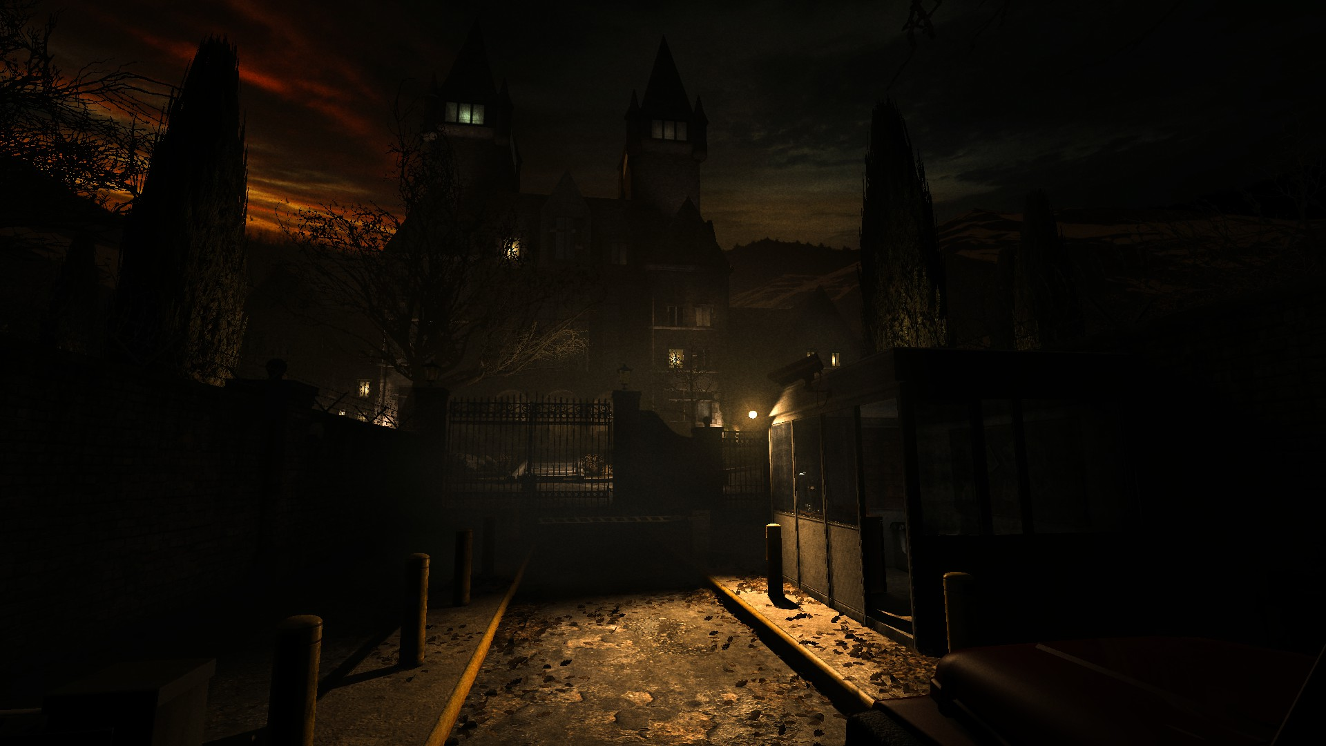 Outlast PC Test 002
