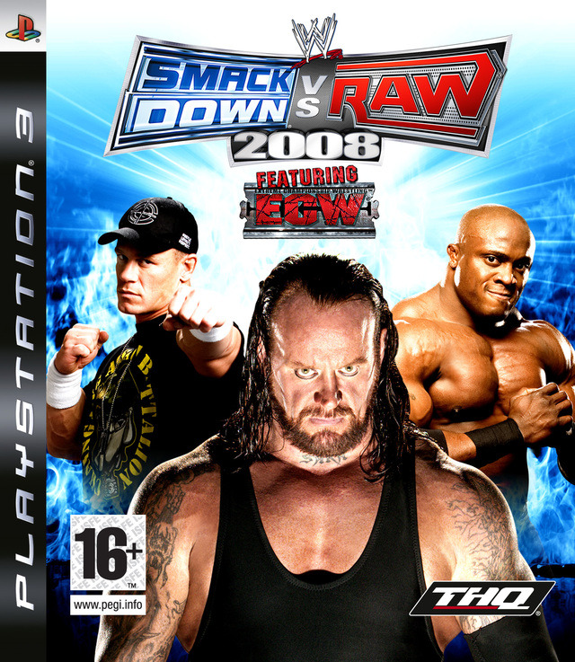 WWESmackdownVs.Raw2008 PS3 Jaquette 001