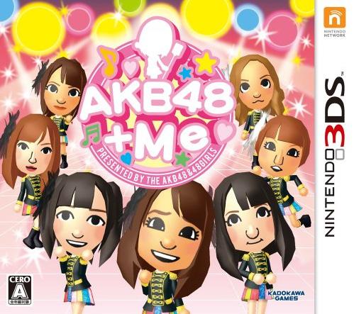 AKB48 + Me