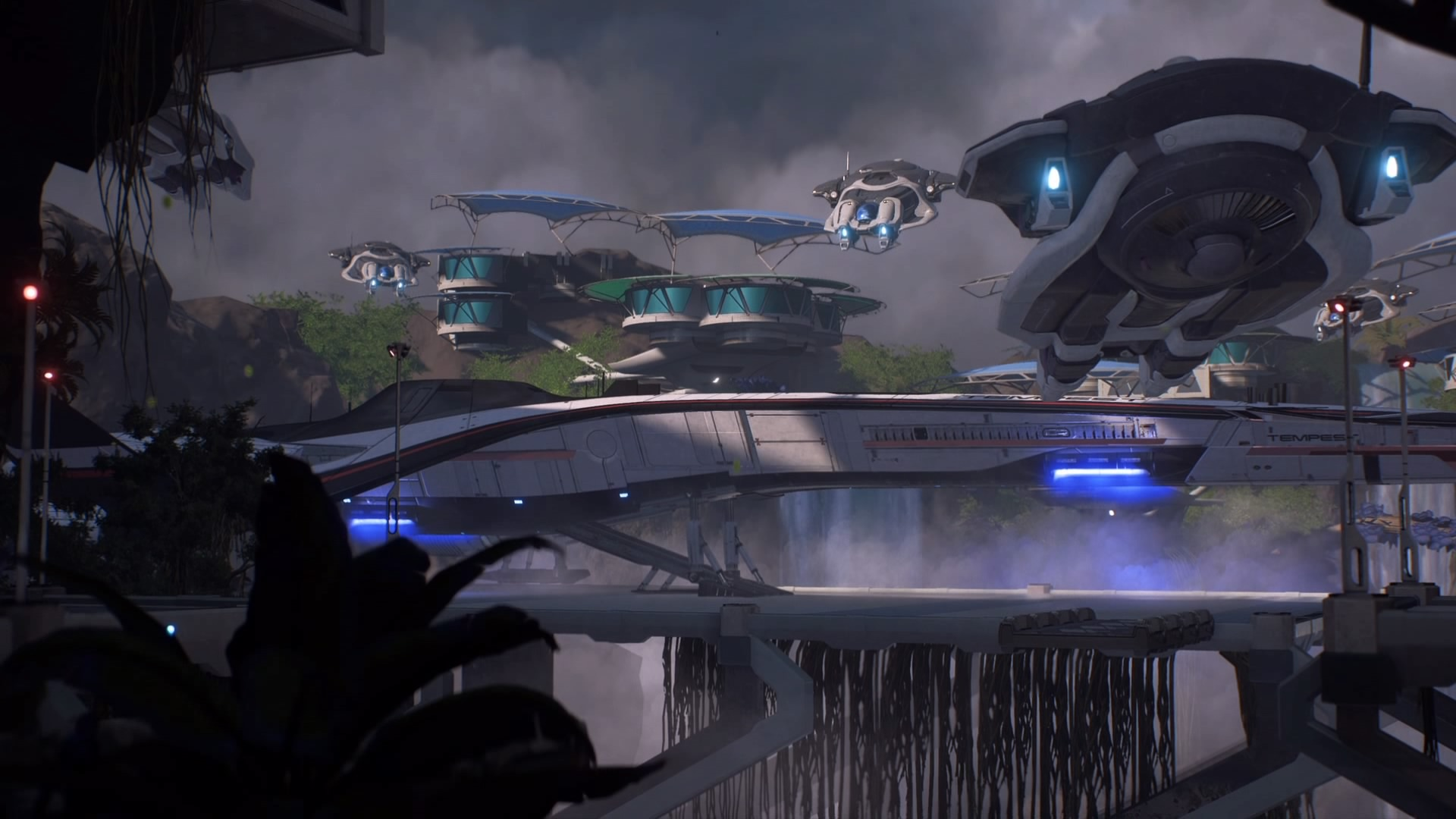 MassEffectAndromeda PS4 Test 249
