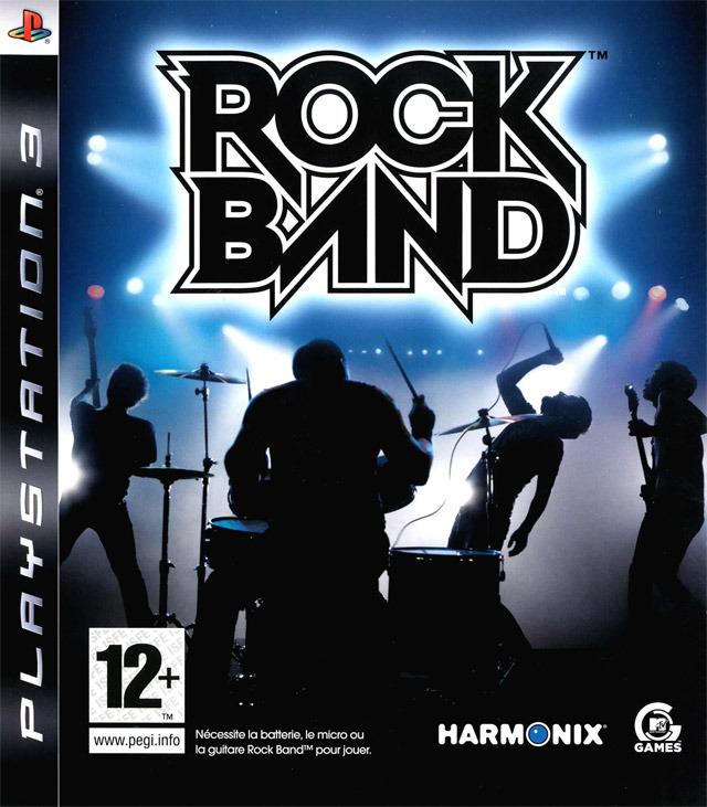 RockBand PS3 Jaquette 001