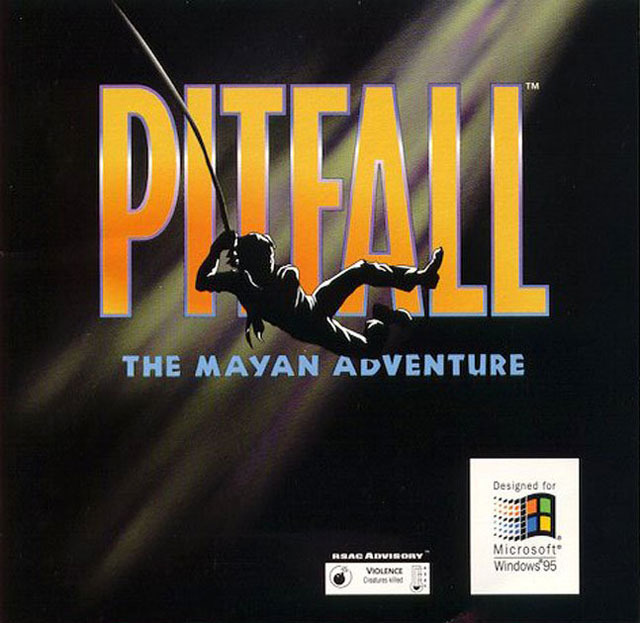 Pitfall : The Mayan Adventure