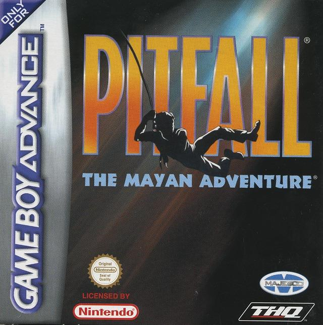 Pitfall-TheMayanAdventure GB Jaquette 001