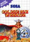 GoldenAxeWarrior M.System Jaquette 001