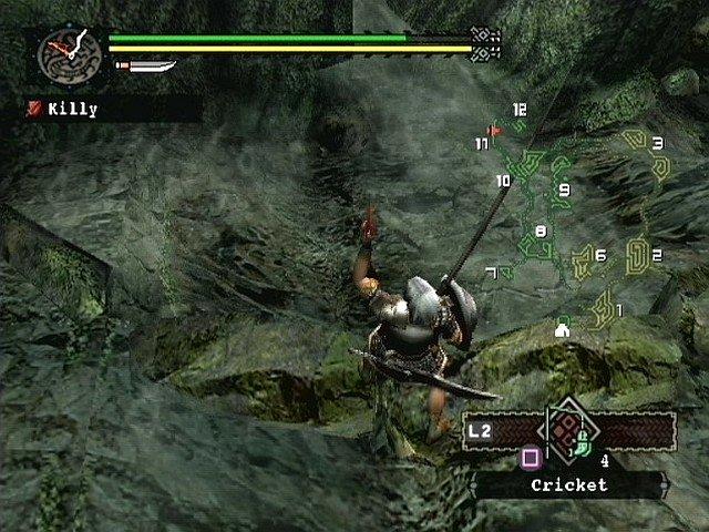 MonsterHunter PS2 Editeur 002