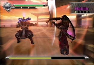 Genji PS2 Editeur 001