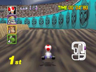 MarioKart64 N64 Editeur 002