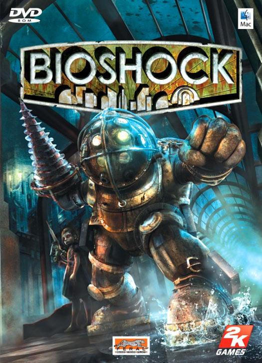 BioShock Mac Jaquette 001