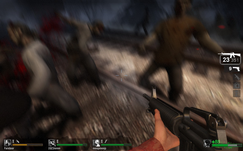 Left 4 Dead PC Test 03