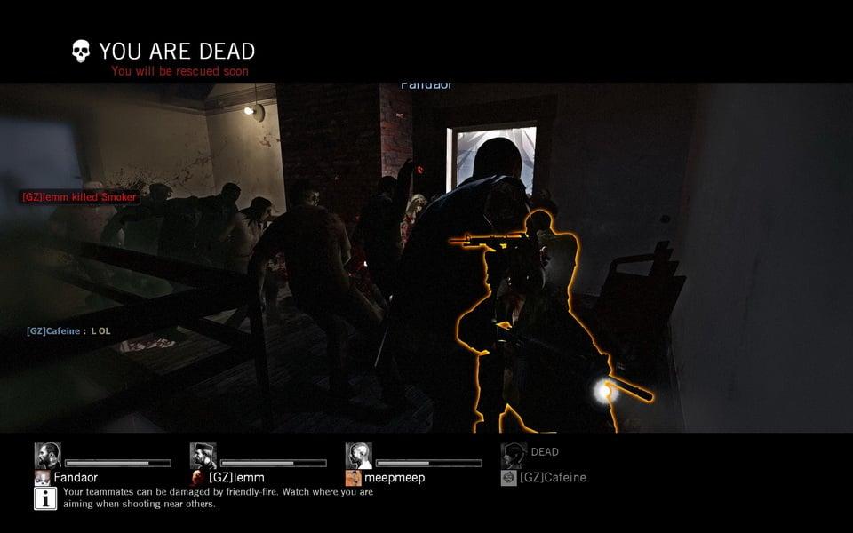 Left 4 Dead PC Test 07