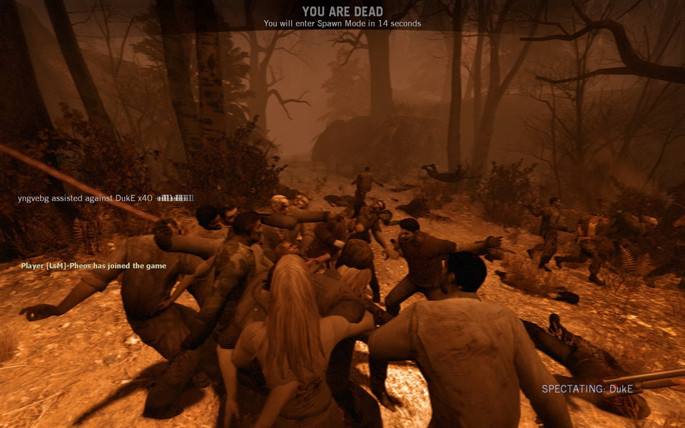 Left 4 Dead PC Test 22