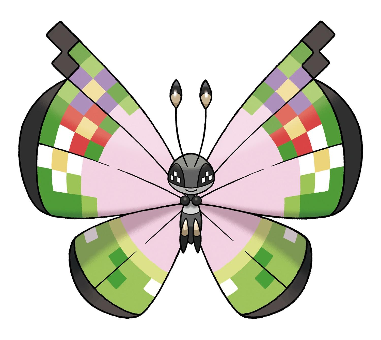 Prismillon Pokemon