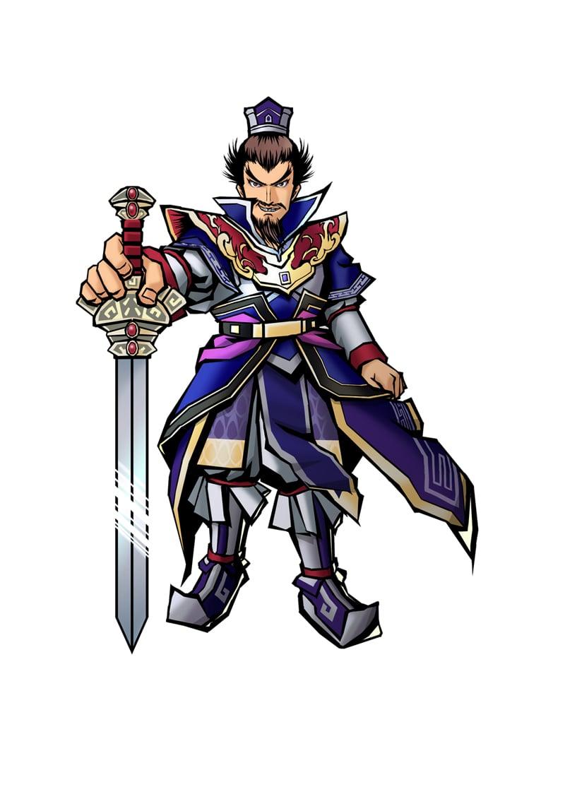 DynastyWarriorsDS Visuel 012
