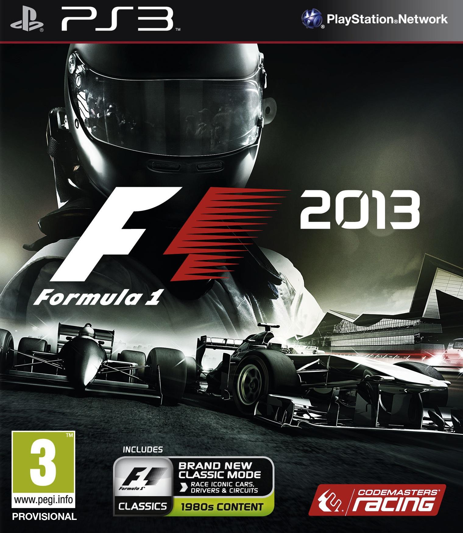 F12013 PS3 Jaquette 001