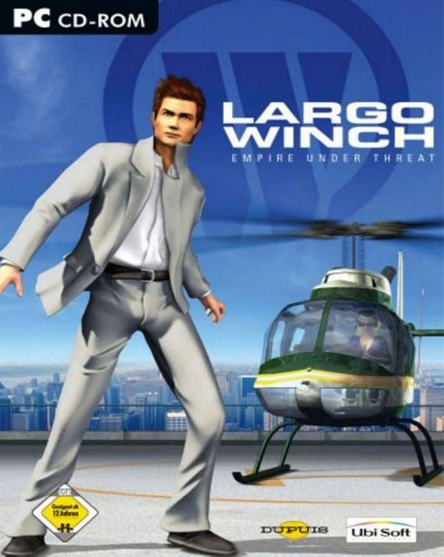 LargoWinch-AllerSimplepourlesBalkans PC Jaquette 001