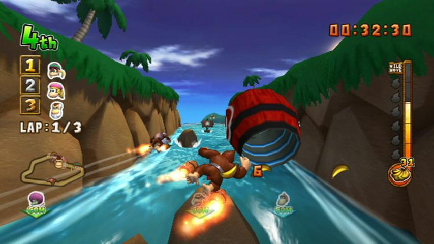 DonkeyKongJetRace Wii Edit 014