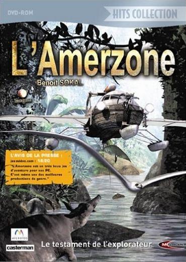 L'Amerzone - Hommage à Benoît Sokal [1/4]