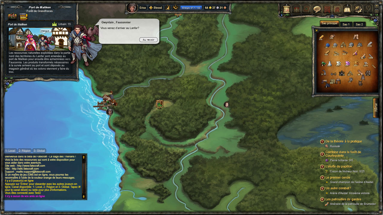Fatecraft-LaSagadesTherians Multi Editeur 001