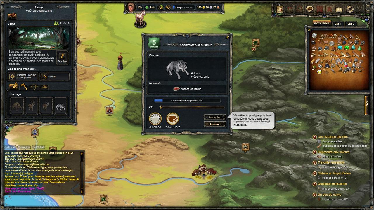 Fatecraft-LaSagadesTherians Multi Editeur 011