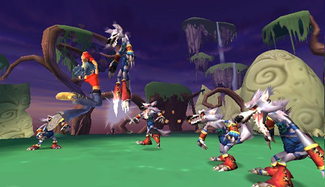 Kya-DarkLineage PS2 Editeur 009