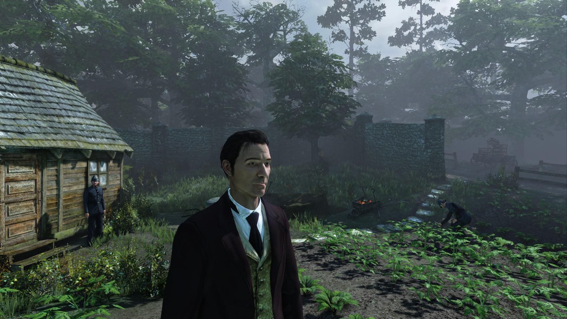 SherlockHolmes-Crimes-Punishments PC Test 001
