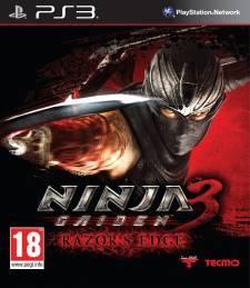 NinjaGaiden3Razor-sEdge PS3 Jaquette 001