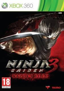 NinjaGaiden3Razor-sEdge 360 Jaquette 001