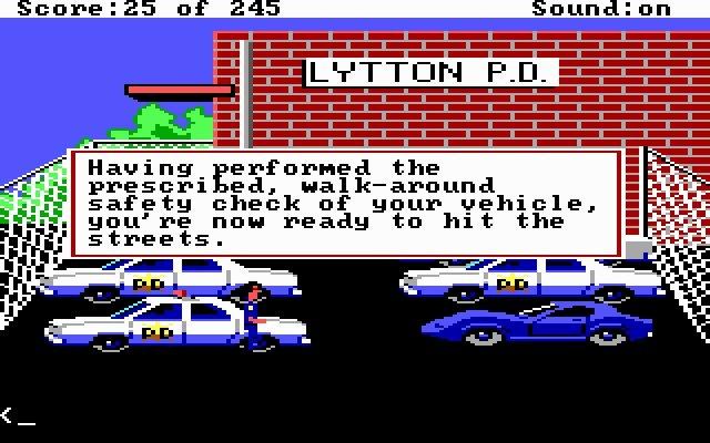 PoliceQuest-InPursuitoftheDeathAngel Mac Editeur 003