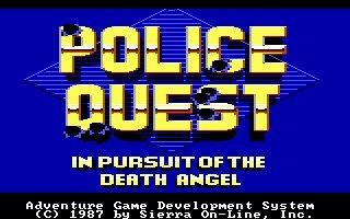 PoliceQuest-InPursuitoftheDeathAngel Mac Editeur 006