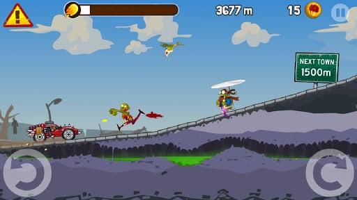 ZombieRoadTrip Android Editeur 005