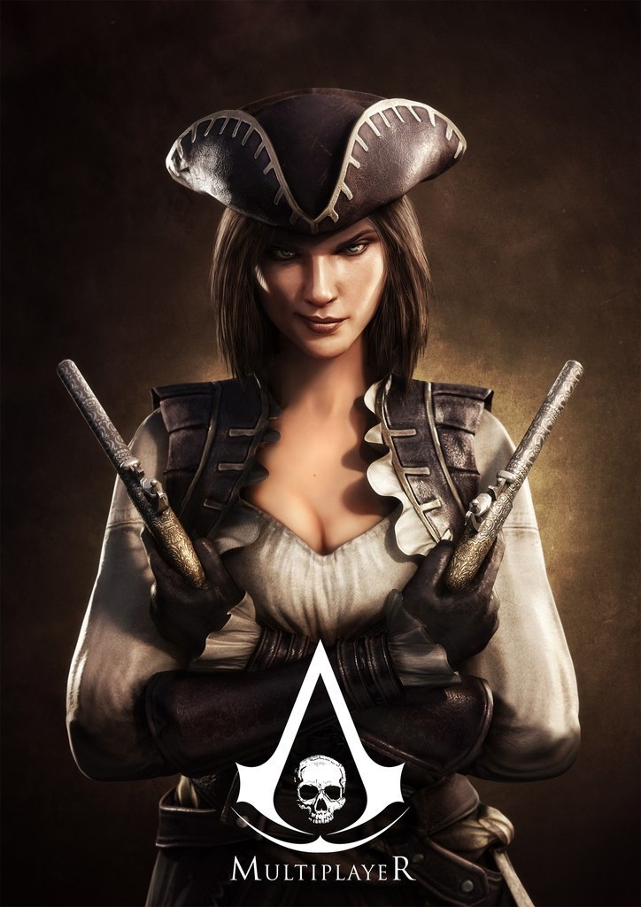 Assassin-sCreedIV-BlackFlag Multi Visuel 019