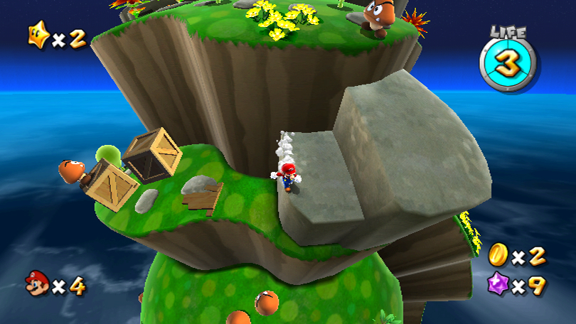 SuperMarioGalaxy Wii Editeur 160