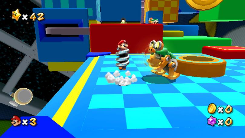 SuperMarioGalaxy Wii Editeur 191