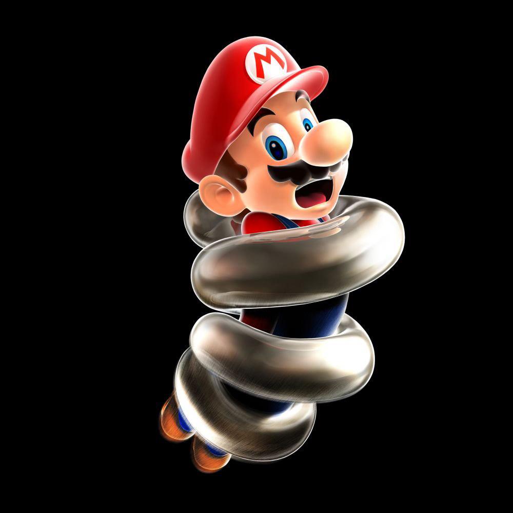 SuperMarioGalaxy Wii Visuel 007