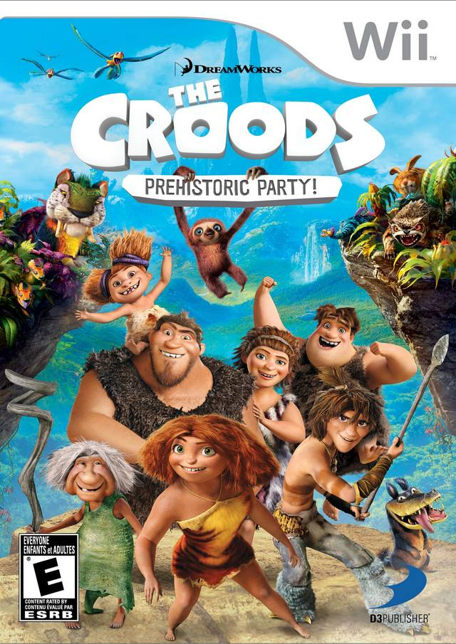 TheCroods Wii Jaquette 001