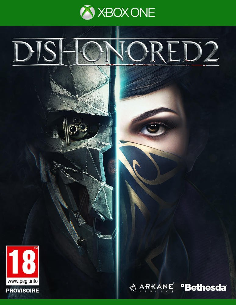 Dishonored2 XB1 Jaquette 001