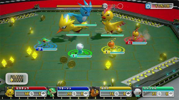 PokemonScrambleU Wii U Editeur 017