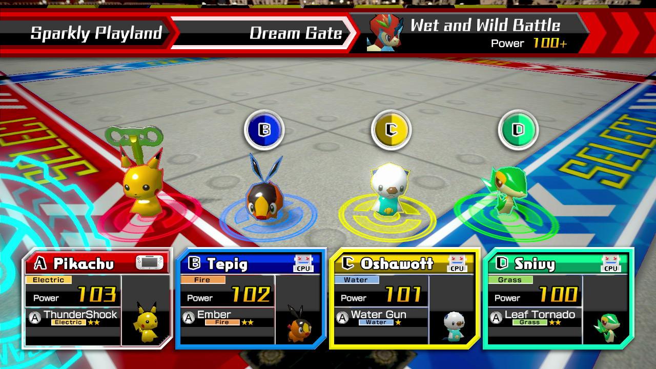 PokemonScrambleU Wii U Editeur 023