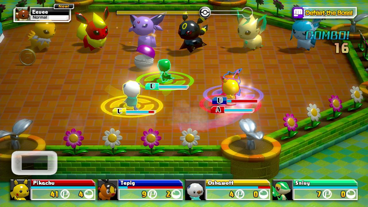 PokemonScrambleU Wii U Editeur 027